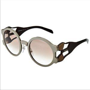 Prada PR 13US Oval sunglasses